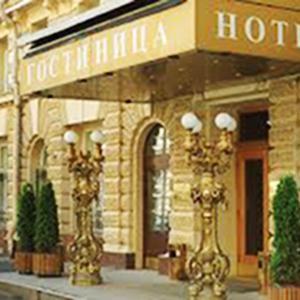Гостиницы Котово