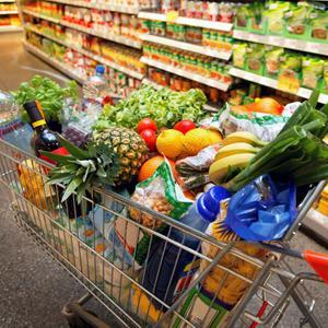 Магазины продуктов Котово