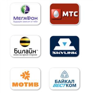 Операторы сотовой связи Котово