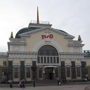 Железнодорожные вокзалы Котово